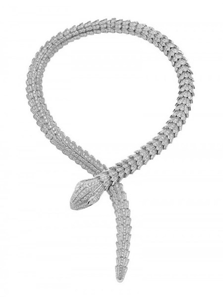 Collar Serpiente Bvlgari