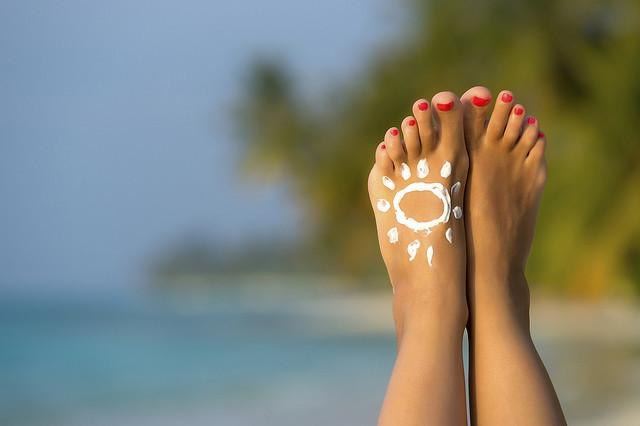 salud-pies-verano