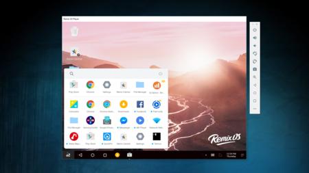 Así es Remix OS Player, el nuevo emulador gratuito para usar Android en Windows