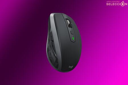 El ratón inalámbrico ultraportátil Logitech MX Anywhere 2S está de oferta en Amazon a su precio mínimo histórico: 48,99 euros