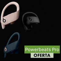Las rebajas de Fnac te dejan unos auriculares true wireless deportivos como los PowerBeats Pro por sólo 165,29 euros