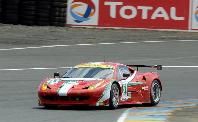 Ferrari AF Corse 2012 LM