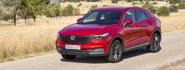 Probamos el DFSK F5: un SUV chino diseñado en Alemania que quiere democratizar el lujo, pero se queda en el intento