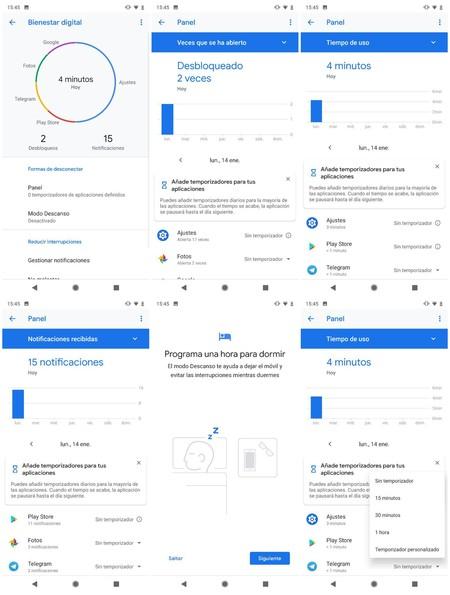 Funciones Avanzadas Google
