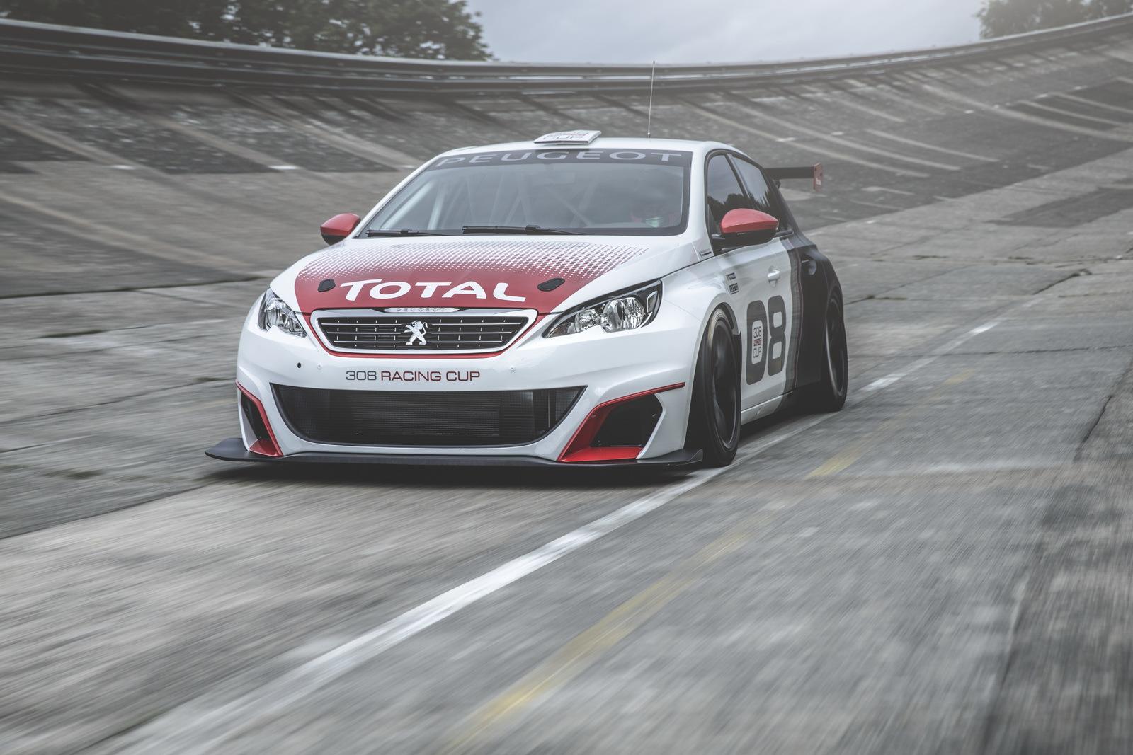 Foto de Peugeot 308 Racing Cup (8/13)