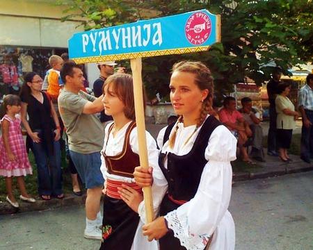 Festival de Guča, Serbia