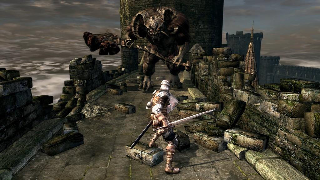 El tráiler de lanzamiento de Dark Souls Remastered deja claro por qué es uno de los juegos más esperados de Switch