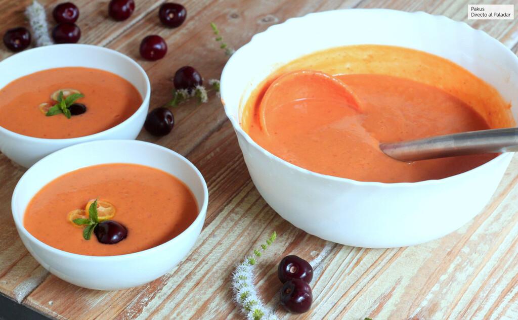 Gazpacho: tres ideas para darle un giro a tu plato favorito del verano
