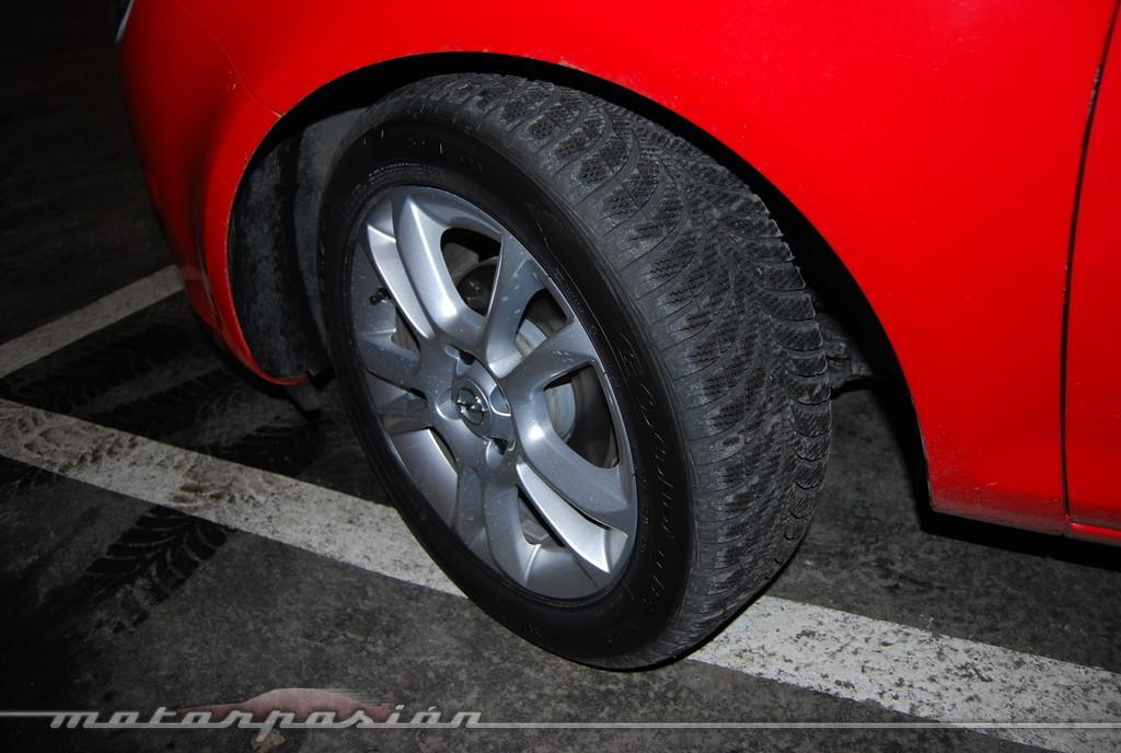 Foto de Opel Corsa 2010 (presentación) (37/37)