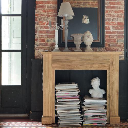 Maison Du Monde 250 Euros Marco De Chimenea Decorativo Atelier Atelier 500 11 40 104918 6