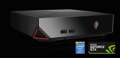 Alienware Alpha, el PC con forma de consola