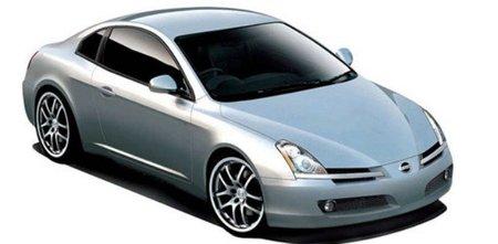 Nissan trabaja en un coupé pequeño