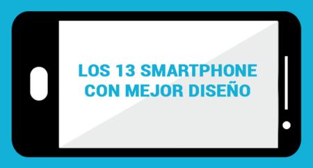Los 13 smartphones con mejor diseño del catálogo de Telcel