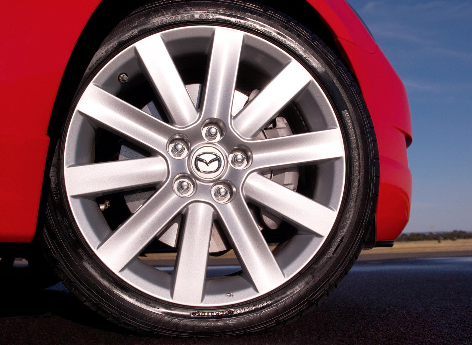Foto de Mazda Mazdaspeed3 (7/20)