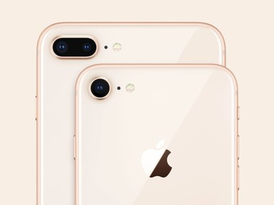 Arreglar la parte trasera del iPhone 8 sale más caro que la pantalla