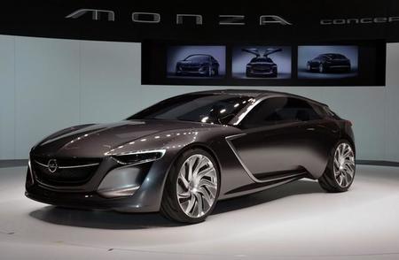 Opel Monza Concept, el modelo a seguir