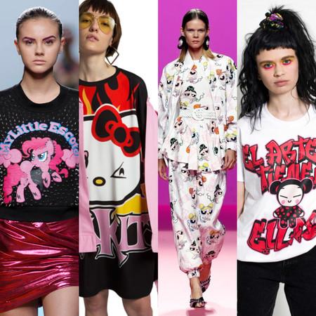 My Little Pony, Hello Kitty, Las Supernenas y ahora Pucca, la diseñadora María Escoté sabe como conectar con los que nacimos en los noventa