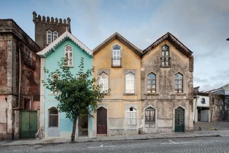Minimalismo en la rehabilitación de una vivienda del siglo XIX en Braga