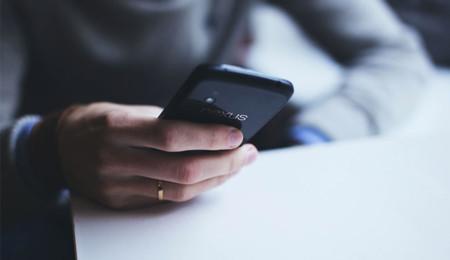 Usando el smartphone