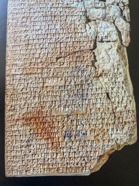 Profesor Cocina Recetas Mesopotamicas Anos 2