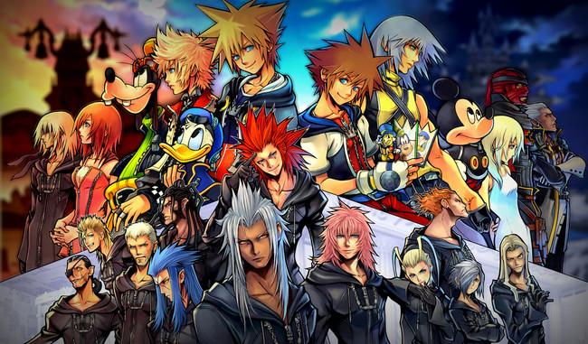 Anunciado Kingdom Hearts -The Story So Far-, el recopilatorio más completo de la saga para PS4