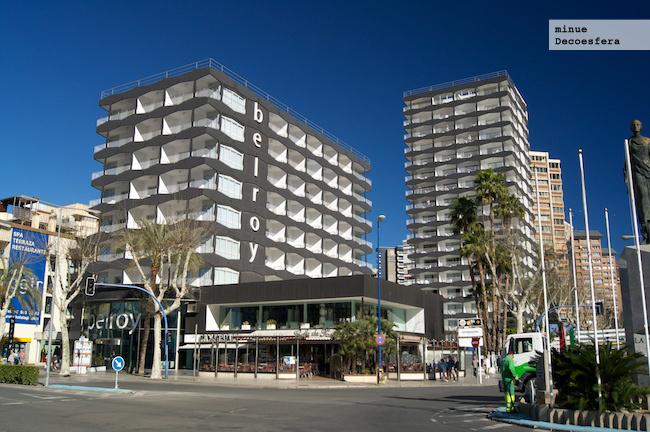 Foto de Hotel Belroy en Benidorm, porque el diseño no está reñido con la playa (1/7)