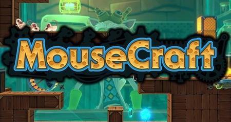 Trailer de lanzamiento de Mousecraft