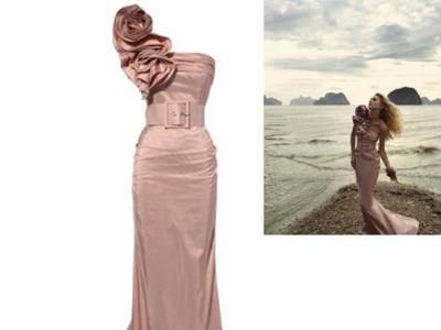 Vestidos para bodas de tarde de Etxart&Panno