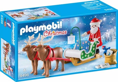 Playmobil Santa Claus