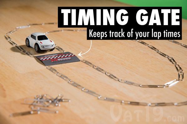 Timing Gate, un genial accesorio que completa el ZenWheels