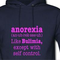 Amazon desata la polémica vendiendo una sudadera que bromea con la anorexia, e Internet ha explotado