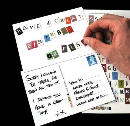 """Postales de """"rescate"""""""