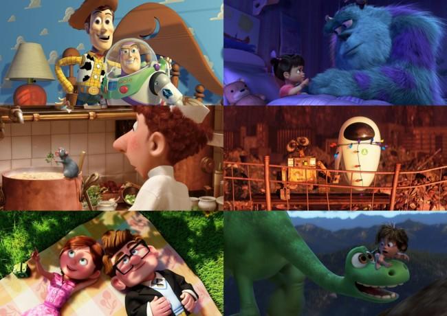 Toda la magia de Pixar en un nostálgico vídeo que te dejará al borde de la lágrima - la imagen de la semana