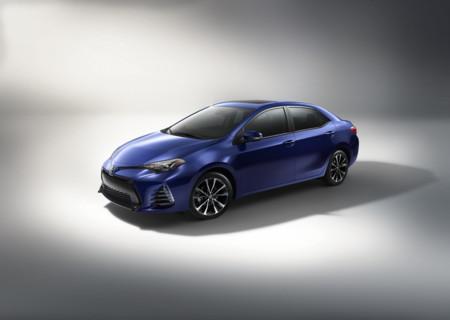 Toyota Corolla 2017, una actualización para seguir como el más vendido de la historia