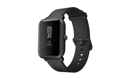 El smartwatch con la mayor autonomía, el Xiaomi Amazfit Bip Lite, ahora en oferta en PcComponentes, por sólo 39,99 euros