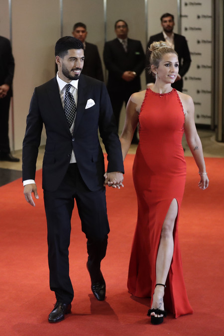 Sofia Balbi Y Luis Suarez