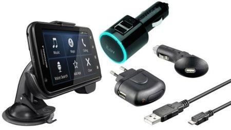 Adaptadores USB para coche