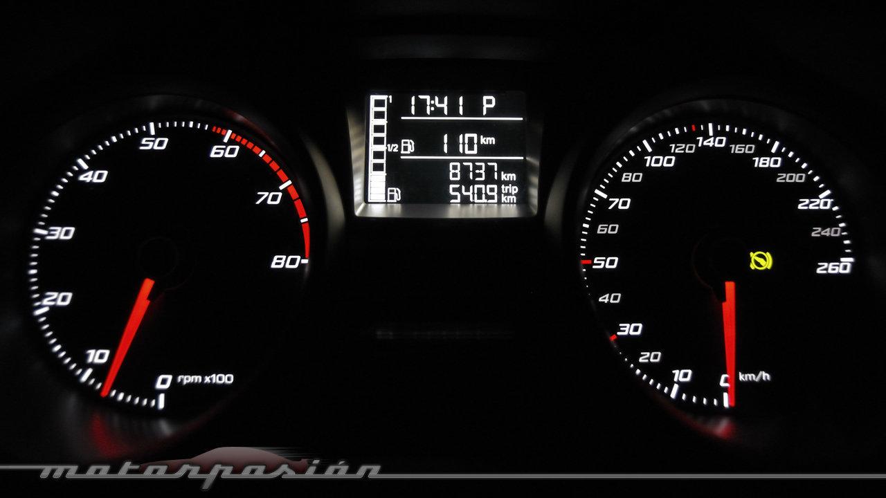 Foto de SEAT Ibiza 1.2 TSI FR (prueba) (18/33)