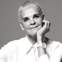 Ali MacGraw vuelve a ser imagen de Chanel 40 años después de que un anuncio de la fragancia Nº 5 le abriera las puertas de Hollywood