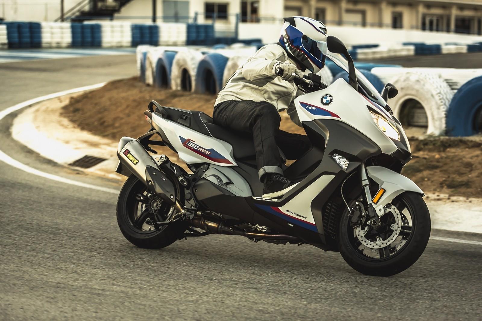 Foto de BMW C 650 Motorsport 2019 (6/14)