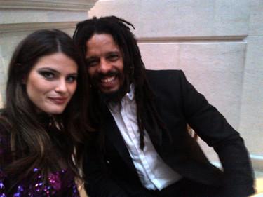 ¿A la tercera va la vencida?, Isabeli Fontana se casa con Rohan Marley