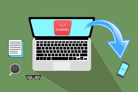 Cómo instalar aplicaciones en un móvil Huawei desde la web de Huawei App Gallery