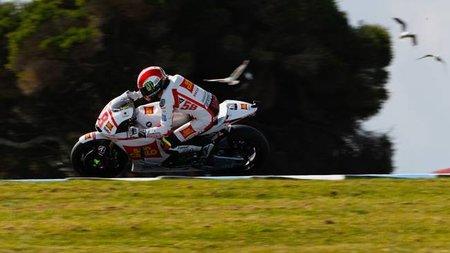 MotoGP Valencia 2011: la familia de MotoGP homenajeará a Marco Simoncelli