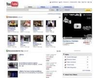 YouTube lanza oficialmente su página personalizada