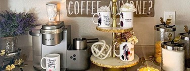 Así puedes crear en tu propia casa una estación de café como las que triunfarán en Pinterest e Instagram este 2020