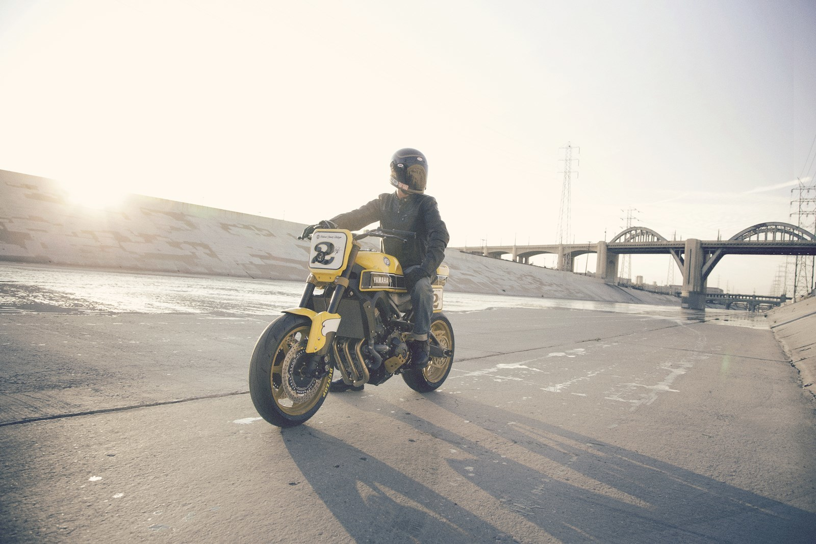 Foto de Yamaha Faster Wasp by Roland Sands (1/27)