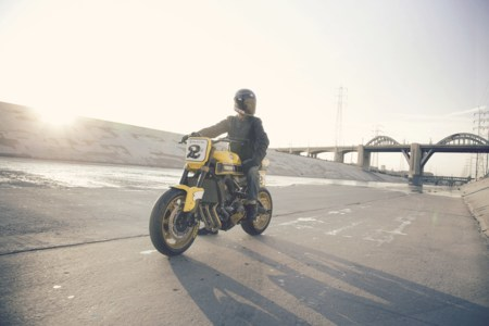 Yamaha Faster Wasp by Roland Sands