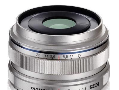 Olympus presenta el M. Zuiko 17mm f/1.8 con nuevos mecanismos de enfoque