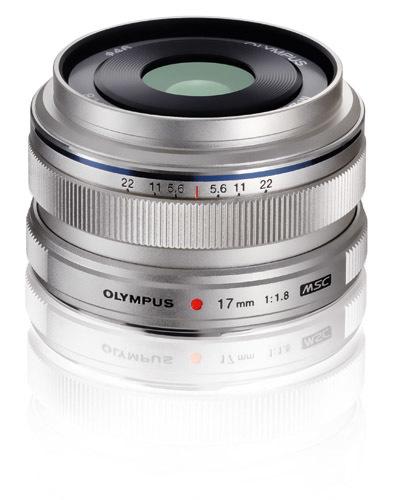 M.Zuiko 17mm f/1.8