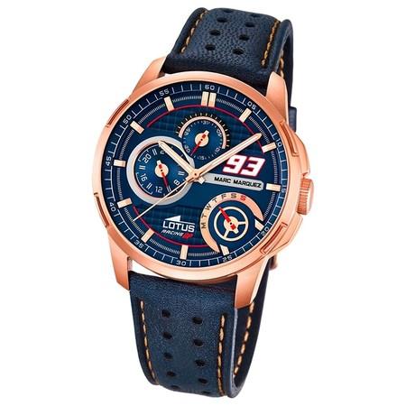 Por 82 85 Euros Puedes Hacerte Con El Reloj Lotus 18242 1 Marc Marquez En Amazon